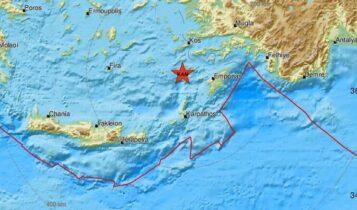 Ισχυρός σεισμός τη νύχτα στη Νίσυρο - Αισθητός και στην Αθήνα