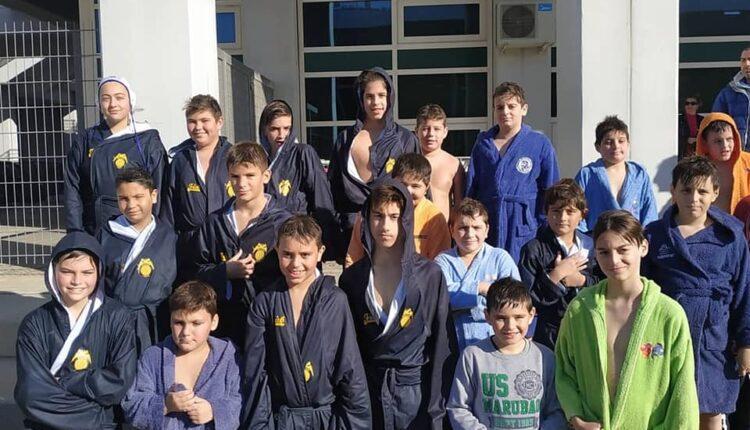 ΑΕΚ: Η ακαδημία πόλο στέλνει τις ευχές στους Έλληνες αθλητές που αναχωρούν για Τόκιο!