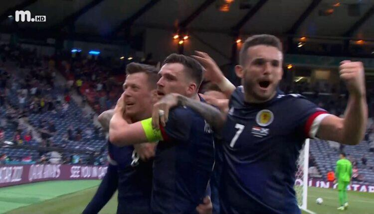 Κροατία-Σκωτία: Σουτάρα ΜακΓκρέγκορ για το 1-1 (VIDEO)