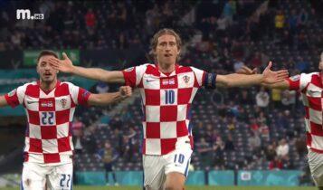 Κροατία-Σκωτία: ΓΚΟΛΑΡΑ ο Μόντριτς για το 2-1 (VIDEO)