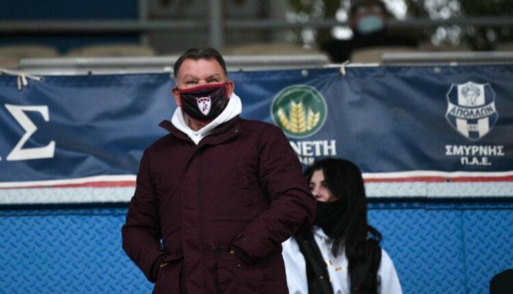 Ξέσπασμα Κούγια κατά Τρούγιτς: «Αυτό το παλτό ούτε στο Πακιστάν δεν θα έβρισκε ομάδα»