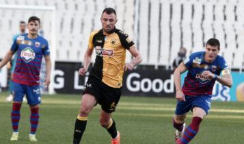 «Μένει ελεύθερος από την ΑΕΚ και υπογράφει μέσα στο Σαββατοκύριακο με τον Ερυθρό Αστέρα ο Κρίστιτσιτς»