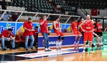 Πανωλεθρία για τον Ολυμπιακό: Έχασε από τον Απόλλωνα και θα παίξει playoff για την άνοδο στην Basket League