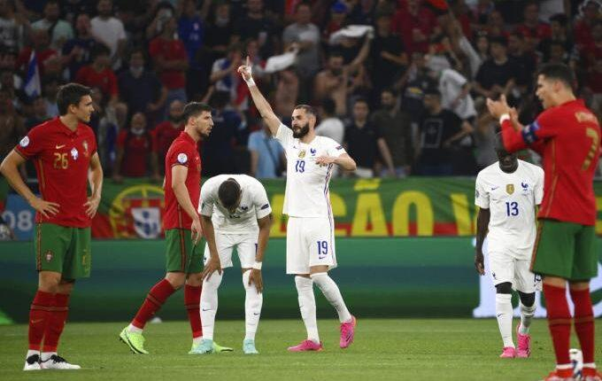 EURO 2021: Ματσάρες στους «16», ξεχωρίζει το Αγγλία-Γερμανία και το Βέλγιο-Πορτογαλία!