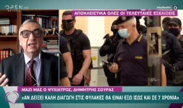 Σούρας: «Καταθέτω ότι ψυχιατρικά ο πιλότος ήταν έτοιμος για το έγκλημα» (VIDEO)