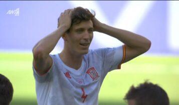 «Πάρτι» των Ισπανών, 5-0 με Πάου Τόρες (VIDEO)