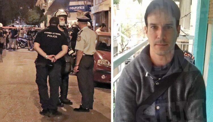 Βιαστής Πετραλώνων: Εκανε τον επαίτη για να μη συλληφθεί (VIDEO)