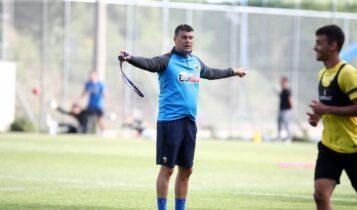 ΑΕΚ: Το... λειψό 4-2-3-1 του Μιλόγεβιτς στην Πορταριά