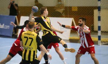 ΑΕΚ: Τιμωρία-χάδι της ΟΧΕ στον Ολυμπιακό-Το νέο σύστημα διεξαγωγής της Handball Premier