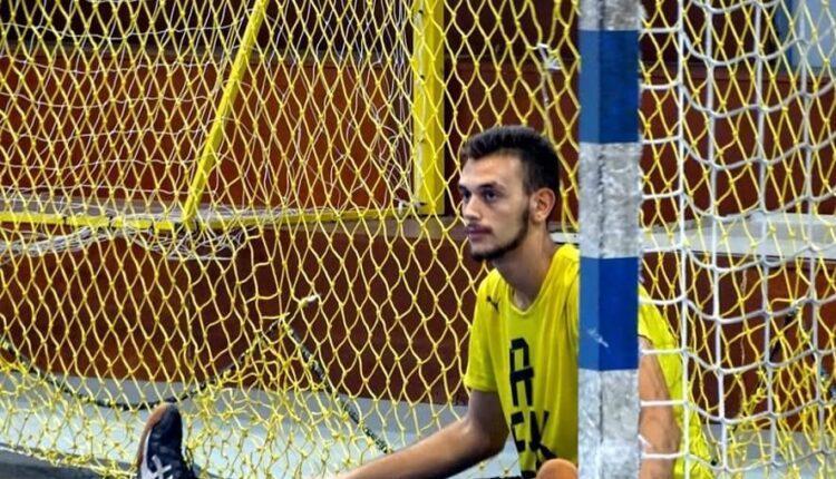 ΑΕΚ: Στην Εθνική Εφήβων χάντμπολ Μπαμπατζανίδης και Κοβάνης