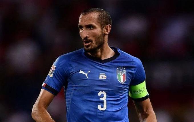 EURO 2021: Χωρίς Κιελίνι απέναντι στην Αυστρία η Ιταλία