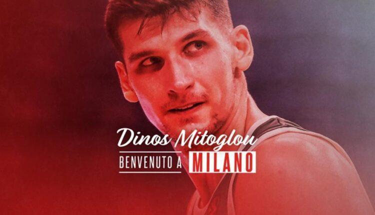 Και επίσημα στην Αρμάνι Μιλάνο ο Ντίνος Μήτογλου