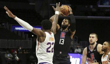 NBA: Μείωσαν σε 2-1 και έμειναν ζωντανοί οι Κλίπερς (VIDEO)