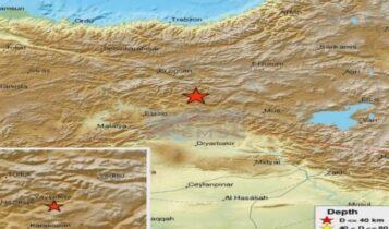 Σεισμός: Δείτε ποια περιοχή ταρακουνήθηκε