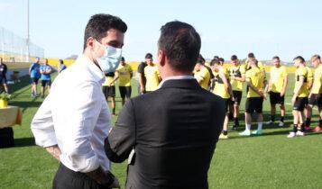 Σταύρος Καζαντζόγλου: «Η ΑΕΚ τώρα πρέπει να τρέξει στις μεταγραφές» (VIDEO)