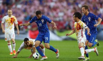 EURO 2021: Η προϊστορία ανάμεσα σε Κροατία και Ισπανία (ΦΩΤΟ-VIDEO)