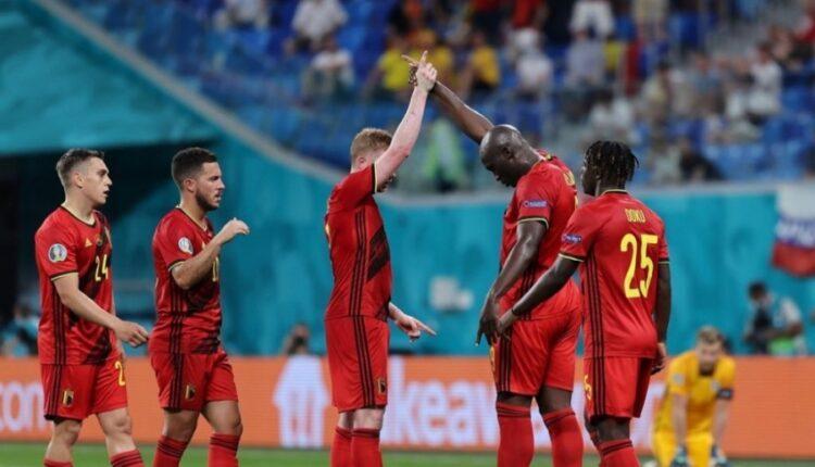 EURO 2021: Οι ενδεκάδες του Βέλγιο-Πορτογαλία