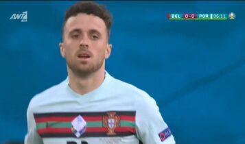 EURO 2021: Αστοχος ο Ζότα από πλεονεκτική θέση (VIDEO)