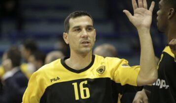 Λιόλιος για Ζήση: «Παίκτης κόσμημα για το ελληνικό μπάσκετ, Νίκο σ' ευχαριστούμε»