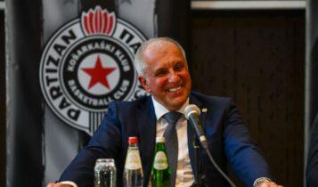 Ομπράντοβιτς: «Θέλουμε να παίξουμε στη EuroLeague, αλλά με σοβαρό ρόλο»