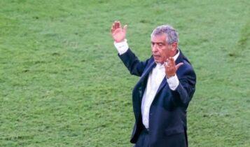 EURO 2021 - Σάντος: «Οι παίκτες μου έκλαιγαν, δεν υπάρχει καλή ή κακή τύχη»