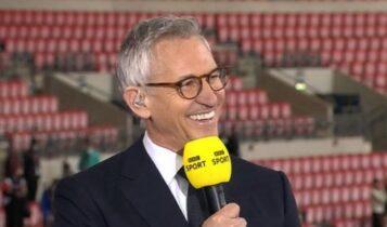 EURO 2021 - Λίνεκερ: «Η καλύτερη ημέρα του ποδοσφαίρου. Απίστευτες σκηνές»