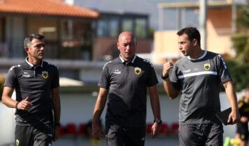 ΑΕΚ: Πιθανόν Νεντέλκοβιτς για προπονητής στην Κ15, βοηθός ο Τριποτσέρης