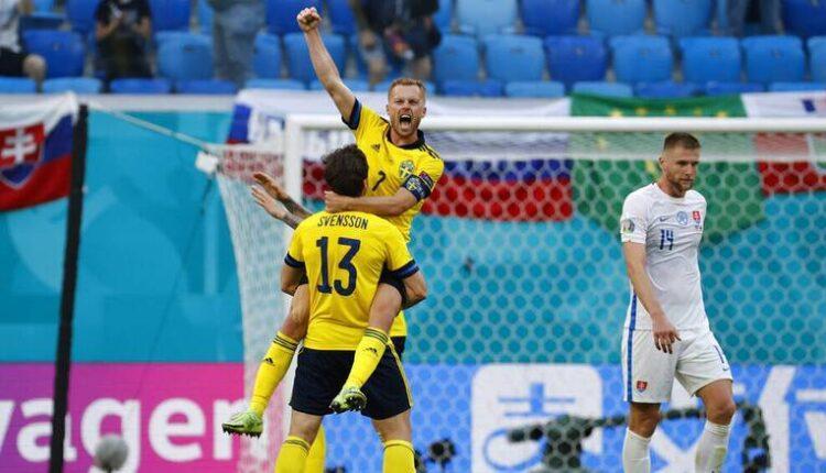 EURO 2021: Οι ενδεκάδες του Σουηδία-Ουκρανία