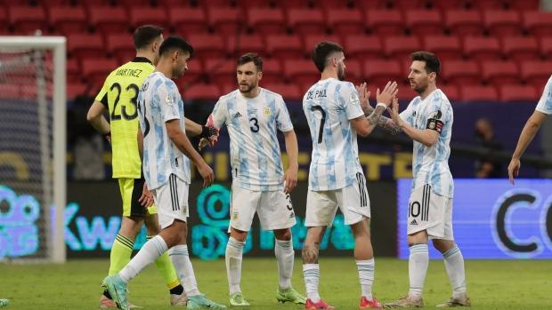 Copa America: Μόνο στον τελικό μπορούν να βρεθούν Βραζιλία και Αργεντινή (ΦΩΤΟ)