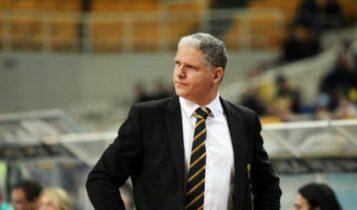 Μανωλόπουλος: «Η άμυνά μας θα πρέπει να είναι πολύ καλή και θα προσαρμοστεί στα χαρακτηριστικά των αντιπάλων»