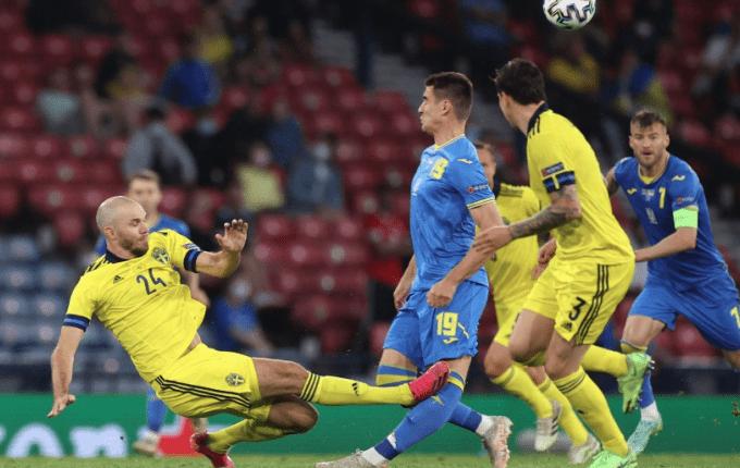 EURO 2021: Δολοφονικό το τάκλιν του Σουηδού-Θα ξαναπαίξει το 2022 ο Μπέσεντιν