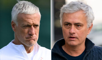 "EURO 2021 - Μουρίνιο: «Ο Ντεσάμπ ""πυροβόλησε"" τα πόδια του»"