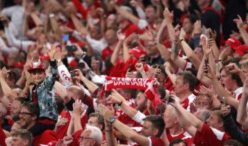 EURO 2021: Οι αγώνες ενδέχεται να αποτελέσουν εστίες υπερμετάδοσης κορωνοϊού σύμφωνα με τον ΠΟΥ