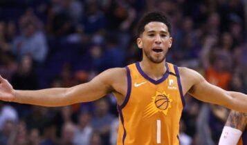 NBA: Στην κορυφή του Top 5 ο Μπούκερ
