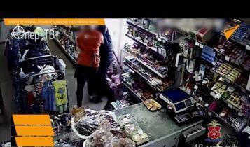 Ατρόμητη πωλήτρια εξουδετέρωσε με τα χέρια της επίδοξο ληστή (VIDEO)