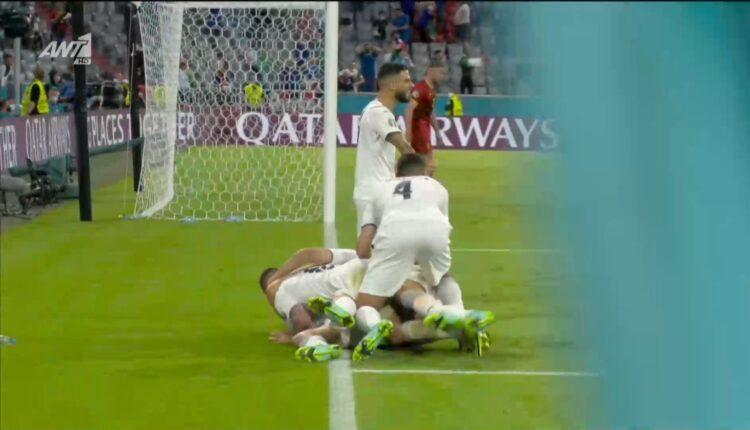 Βέλγιο-Ιταλία: Μαγική ενέργεια ο Μπαρέλα για το 0-1 (VIDEO)