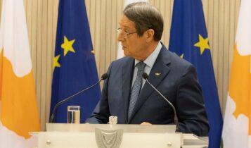 Κύπρος: Δημόσια απολογία του Προέδρου Αναστασιάδη για τα διαβατήρια (VIDEO)