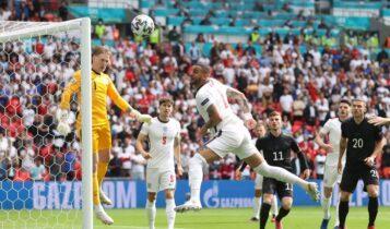 EURO 2021: Οι ενδεκάδες του Ουκρανία-Αγγλία