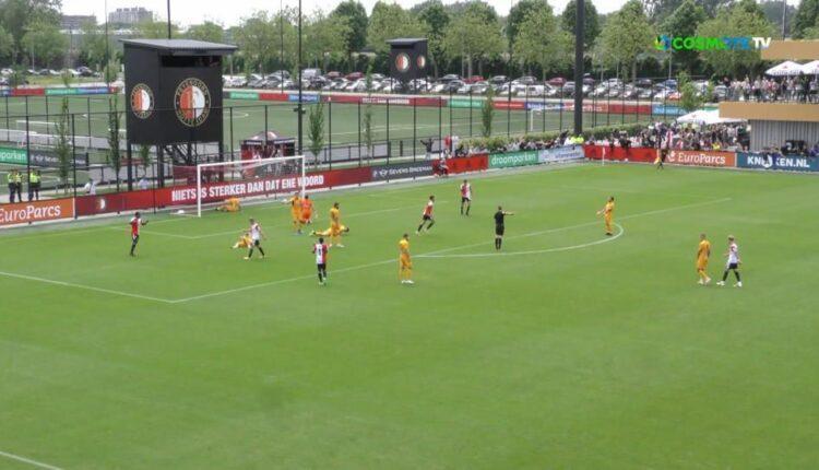 Φέγενορντ-ΑΕΚ: Κακή αντίδραση της άμυνας, 2-1 οι Ολλανδοί (VIDEO)