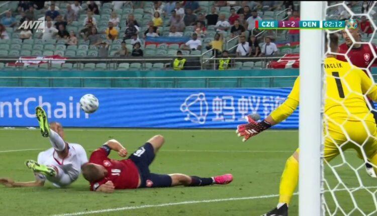 EURO 2021: Φανταστικό τάκλιν... αυτοθυσίας από τον Σούτσεκ (VIDEO)