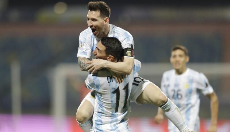 Κόπα Αμέρικα: «Πάρτι» της Αργεντινής με ηγέτη Μέσι, 3-0 τον Ισημερινό (VIDEO)