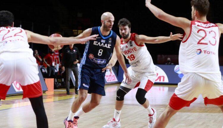 Μια νίκη από τους Ολυμπιακούς Αγώνες η Ελλάδα -Νίκησε 63-81 την Τουρκία στον Καναδά!