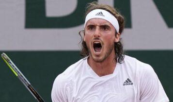 Wimbledon: Γιατί επιβλήθηκε πρόστιμο 3.000 ευρώ στον Τσιτσιπά