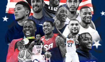 Η εντυπωσιακή ομάδα της Team USA που πηγαινει Τόκιο (VIDEO)