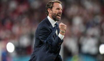 EURO 2021: Ο Σάουθγκεϊτ εξηγεί την αλλαγή στην αλλαγή