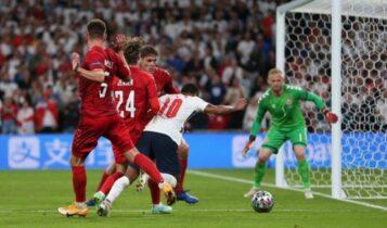 EURO 2021: Το VIDEO που είδαν στο VAR για το πέναλτι υπέρ της Αγγλίας (VIDEO)