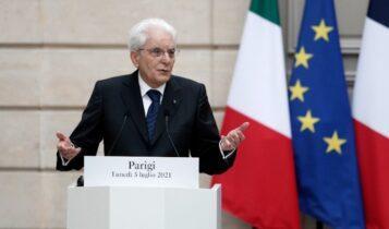 EURO 2021: Στο Γουέμπλεϊ ο Ιταλός πρόεδρος της Δημοκρατίας για τον τελικό