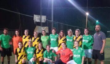 ΑΕΚ: Στο Final-4 με πρωτιά για την γυναικεία ομάδα Futsal