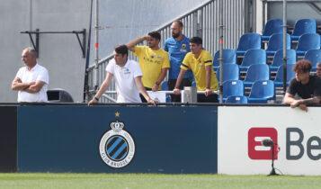 ΑΕΚ: Μάνταλος-Γαλανόπουλος προληπτικά εκτός αγώνα με Μπριζ
