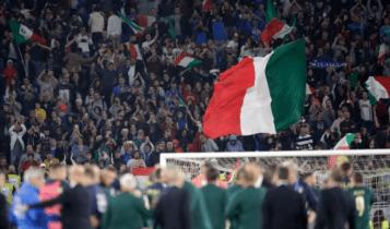 EURO 2021: Μεγάλο μπέρδεμα με τους 1.000 Ιταλούς φιλάθλους που θα είναι στο «Γουέμπλεϊ» για τον τελικό